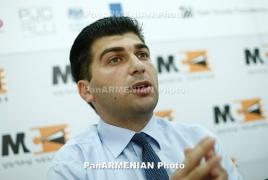 Омбудсмен РА: Арестованный активист Давид Санасарян опроверг информацию об ухудшении своего здоровья