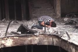 Baghdad hospital fire kills 12 newborns