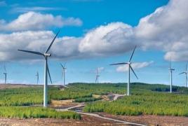 Шотландия энергией ветра впервые обеспечила электричеством всю страну