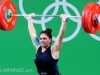 Weightlifter Sona Poghosyan gains 3rd spot in Rio Olympics Group B