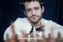 Левон Аронян занял второе место на «Кубке Сингфилда»