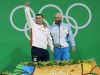 Weightlifter Simon Martirosyan wins silver at Rio Olympics