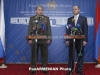 Armenian, Russian Defense Ministers talk military cooperation