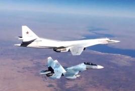Российские бомбардировщики нанесли удары по ИГ, впервые вылетев с иранской базы