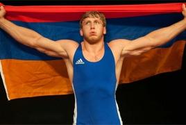 Армянские борцы Алексанян  и  Арутюнян вышли в  четвертьфинал Олимпиады