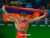 Wrestler Artur Aleksanyan snatches first gold for Armenia in Rio