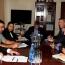 Armenia, U.S. discuss peacekeeping operations, trainings