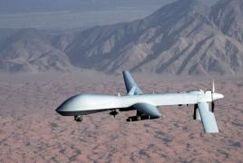 Иракские ополченцы сбили беспилотник ИГ, летевший из Мосула