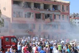 После серии взрывов в Турции повышен уровень террористической угрозы