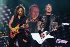 После 8-летнего перерыва американская группа Metallica выпустит новый альбом