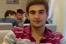 В память о погибшем в ходе апрельской войны Адаме Саакяне в Ереване откроют класс его имени