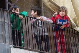 ЮНИСЕФ призвал прекратить «кошмар», в котором живут дети в сирийском Алеппо