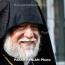 Catholicos Aram, UN's de Mistura talk Syrian-Armenians in Geneva