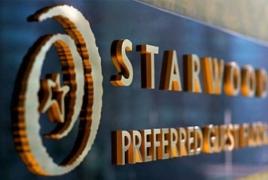 В Ереване откроется первый отель международной гостиничной сети Starwood Hotels & Resorts
