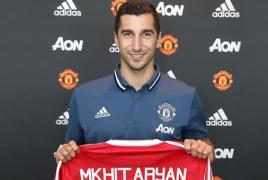 Болельщики «Манчестер Юнайтед» изменили текст песни Стинга в честь Мхитаряна