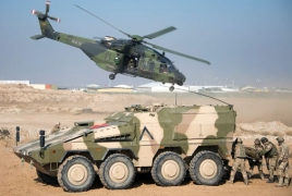 Lithuania buys $435mln-worth German combat vehicles