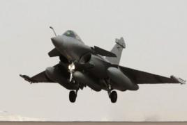 Французские ВВС нанесли удар по объектам ИГ в сирийской Ракке
