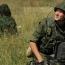 Связисты российский военной базы проводят учения в горах Армении