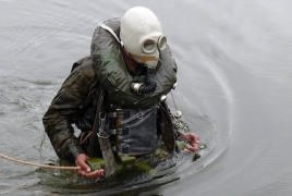 Танкисты российской военной базы в Армении приступили к легководолазной подготовке