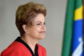 Президент Бразилии не намерена добровольно уходить в отставку