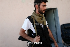 Член «Сасна црер» Арам Манукян останется под стражей: Ходатайство адвоката было отклонено