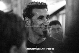 "Serj Tankian finishes song for Genocide-themed ""The Promise"""