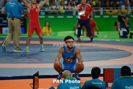 Глава Федерации борьбы Сербии: Армянский и сербский спортсмен были равны в финале Олимпиады