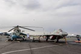 Российские летчики ЮВО приступили к тренировкам на полигонах Армении