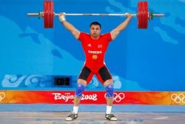 Ծանրորդ Տիգրան Վ. Մարտիրոսյանը կարող է հռչակվել Պեկինի Օլիմպիադայի փոխչեմպիոն