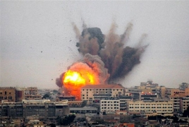 "U.S. urges Americans to abandon Gaza ""as soon as possible"""