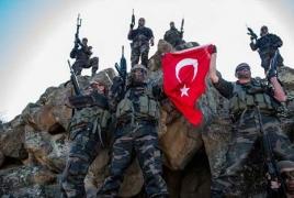 США обеспечат Турции авиационное прикрытие во время операции в Сирии