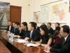 Չինական կողմը հետաքրքրված է հայ-իրանական երկաթգծի կառուցմամբ