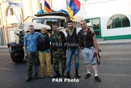 Представители омбудсмена РА навестили раненых членов «Сасна црер» в УИУ «Больница для осужденных»