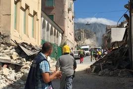 Число жертв при землетрясении в Италии достигло 247 человек, ранены более 360