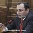 Armenia arranges free trade area with Iran, Economy Minister says
