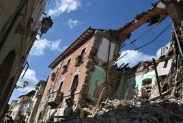 Italy quake death toll rises to 267 as aftershocks continue in the area