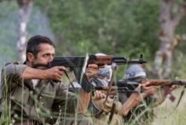 Третий эшелон турецких танков войдет в Сирию, если курды не покинут город Манбидж