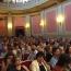 Concert in Geneva celebrates 25th anniversary of Armenia's independence.