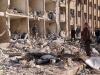 At least 15 civilians killed in barrel bomb attacks in Aleppo