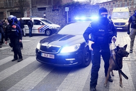 Bomb explodes at Brussels Institute of Criminology