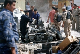 Five suicide bombers kill 15 at wedding in Iraq