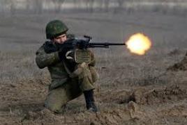 На российской военной базе в Армении проходят контрольные занятия