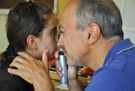 Ֆրանսիայի հայ ակնաբույժները բարեգործական ծրագիր են իրականացրել Հայաստանում