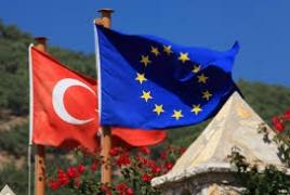 EU commissioner: Turkey won't join bloc until Erdogan leaves power