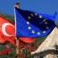 Еврокомиссар связал вступление Турции в ЕС с уходом Эрдогана