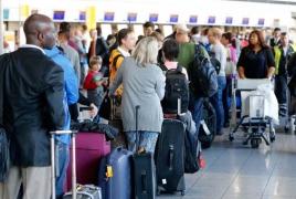 В аэропорту Франкфурта-на-Майне задержали подозрительную пассажирку