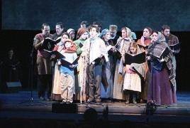 Groundbreaking Armenian Genocide musical to debut in Los Angeles