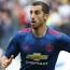 Man United's Henrikh Mkhitaryan suffers injury ahead of City clash