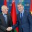 Тигран Саркисян обсудил с Григорием Рапотой актуальные вопросы евразийской интеграции