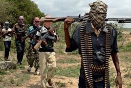 Nigeria aircraft attacks Boko Haram leadership camp in Borno